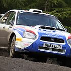 Tom Cave/Craig Parry - Impreza STi - Neath Valley Stages 2011 by MSport-Images