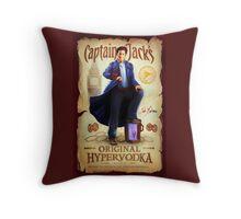 Original Hypervodka Throw Pillow