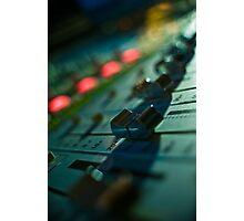 Mix Minus Photographic Print