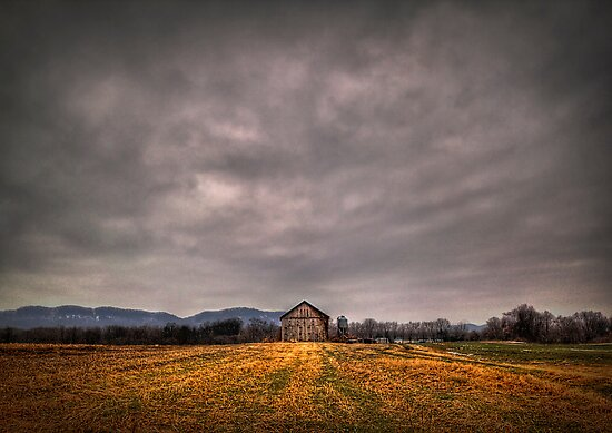 Before a Snowstorm by Evelina Kremsdorf