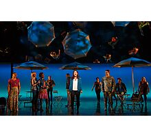 If/Then Musical Photographic Print