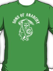Sons Of Anarchy Reaper Logo T-Shirt
