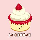 Say CheeseCake! - Pink Version by AnishaCreations