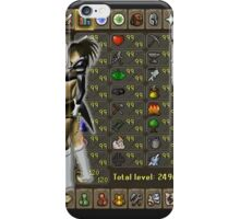 Runescape skill list all 99 iPhone Case/Skin