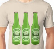 Beer bottles Unisex T-Shirt