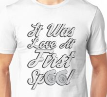 Love at first Spool Unisex T-Shirt