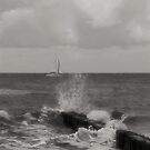 Sailing the Baltic Sea by Britta Döll