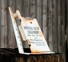 Rain Gauge On The Farm by photolover08