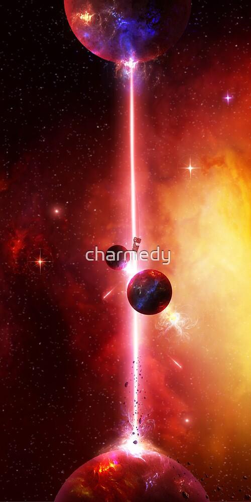 Supernova Explosion by charmedy
