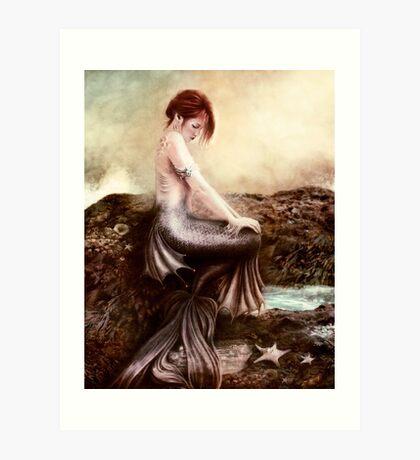Sea Faerie Art Print