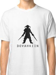 Skyrim Dovahkiin Classic T-Shirt
