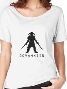 Skyrim Dovahkiin Women's Relaxed Fit T-Shirt