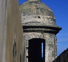 Fort San Cristobal - Puerto Rico by Gregory L. Nance