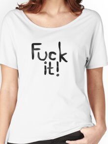 Cool Punk Rock Anarchy Women's Relaxed Fit T-Shirt