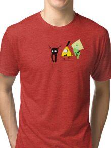 Pocket Villians Tri-blend T-Shirt