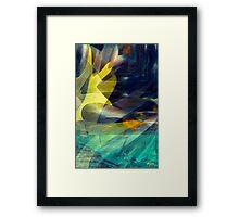 Dream Shelf Framed Print