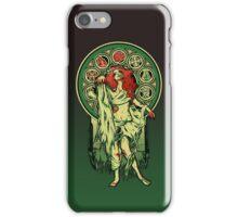 Zombie Nouveau iPhone Case/Skin