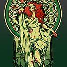 Zombie Nouveau by MeganLara
