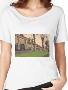 Burford Cotswolds Women's Relaxed Fit T-Shirt