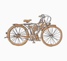 Steam Punk Cycling Kids Clothes