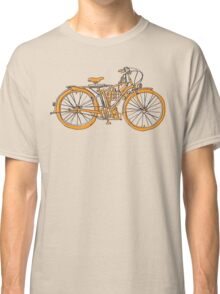 Steam Punk Cycling Classic T-Shirt