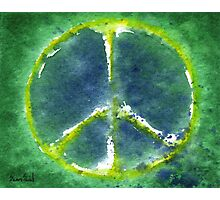 Peace Day 2011 Photographic Print