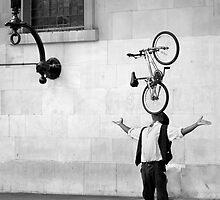 Wheelie by Luke Stevens