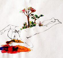 Dead Man Dies Nice by sarana