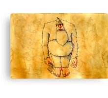 Ode to The Toy Eater Canvas Print
