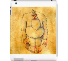Ode to The Toy Eater iPad Case/Skin