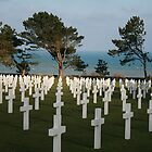 Normandy American Cemetery by danielrp1