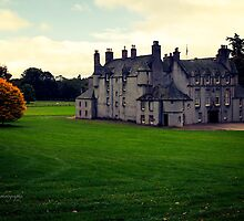 Leith Hall (Huntly, Aberdeenshire, Scotland) by Yannik Hay