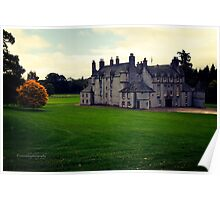 Leith Hall (Huntly, Aberdeenshire, Scotland) Poster