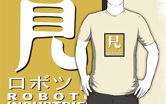Roboto Industries by ottou812