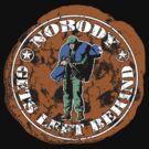 Nobody gets left behind - cookie monster v.2 by Octochimp Designs