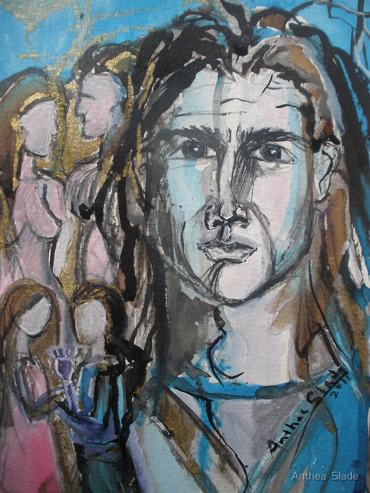 BRAVEHEART by Anthea  Slade