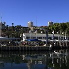 Cruising Yacht Club of Australia by Noel Elliot