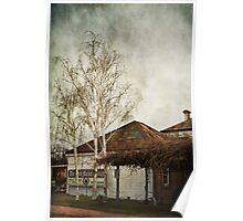 Molong Cottage Poster