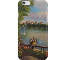 La Vista iPhone Case/Skin
