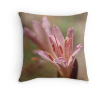 Art Of The Flowers Throw Pillow