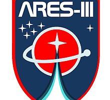 Ares 3 Emblem by summerfolks