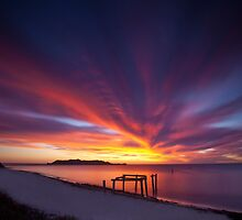Hamelin Bay , Western Australia by Marc Russo