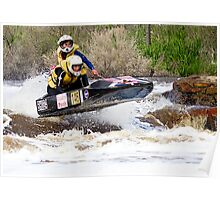 Power boat 146 Poster
