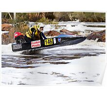 Power boat 146_2 Poster
