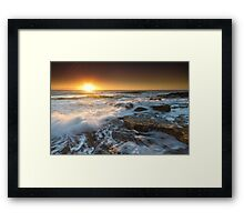 Coronal Mass Ejection Framed Print
