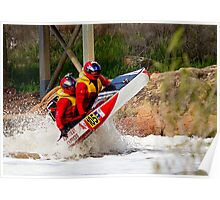 Power boat 105_2 Poster