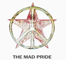 The Mad Pride logo - Tshirt/hoodie Kids Tee