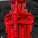 Red Guard on the Waterfront by TonyCrehan