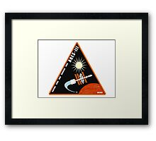Ares All crew Framed Print