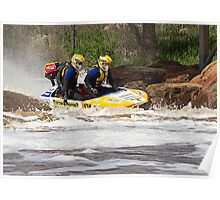 Power boat 174 Poster